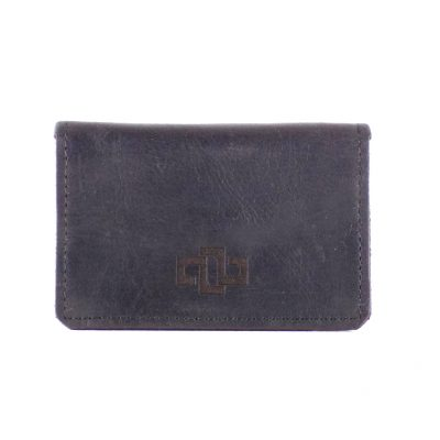 Mansfield Pouched Card Holder Black 1