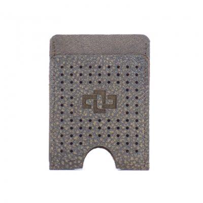 Franklin Slim Vertical V3 Card Holder Zambesi